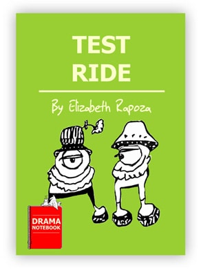 Royalty-free Play Script for Schools-Test Ride