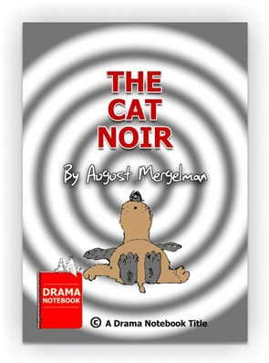 Cabaret style play for schools-The Cat Noir