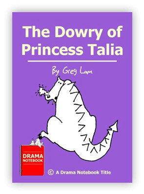 Royalty-free Play Script for Schools-The Dowry of Princess Talia