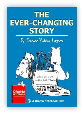 Royalty-free Play Script for Schools-The Ever Changing Story