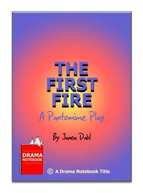 Royalty-free Play Script for Schools-The First Fire