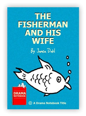 The Fisherman and His Wife Royalty-free Play Script for Schools-
