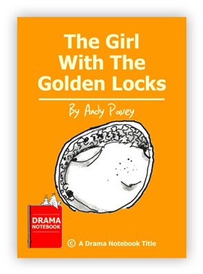 Royalty-free Play Script for Schools-The Girl with the Golden Locks