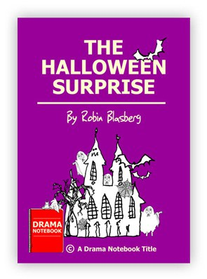 Royalty-free Halloween Play Script for Schools-The Halloween Surprise