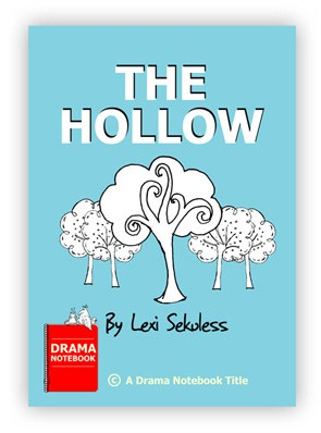 Royalty-free Play Script for Schools-The Hollow