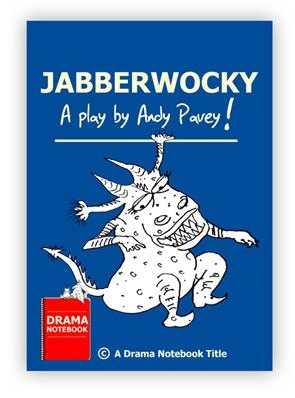 The Jabberwocky Royalty-free Play Script for Schools-