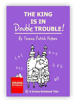 Royalty-free Play Script for Schools-The King is in Double Trouble