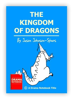 Royalty-free Play Script for Schools-The Kingdom of Dragons