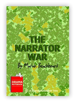Royalty-free Play Script for Schools-The Narrator War