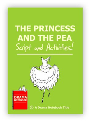 DThe Princess And The Pea Royalty-free Play Script for Schools-