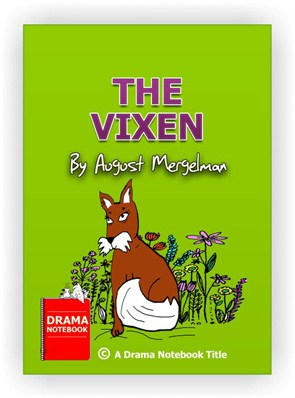 Short, funny play for kids and teens-The Vixen