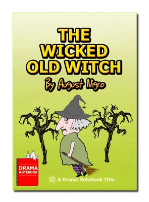 Halloween Script for Kids-The Wicked Old Witch