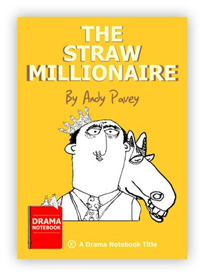 The Straw Millionaire Royalty-free Play Script for Schools-