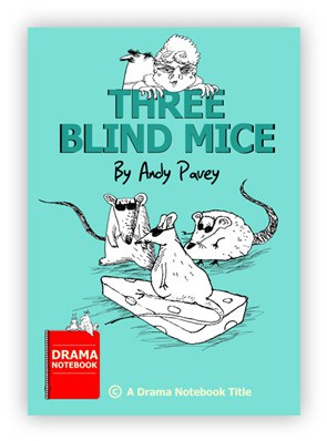 Three Blind Mice Royalty-free Play Script for Schools-