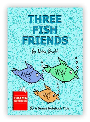 Royalty-free Play Script for Schools-Three Fish Friends