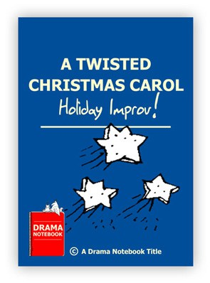 Royalty-free Christmas Play Script for Schools-A Twisted Christmas Carol