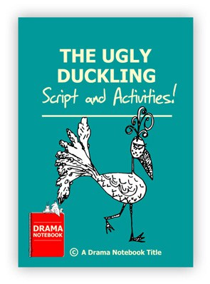 The Ugly Duckling Royalty-free Play Script for Schools