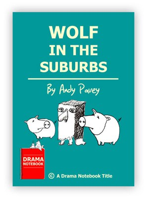Royalty-free Play Script for Schools-Wolf in the Suburbs