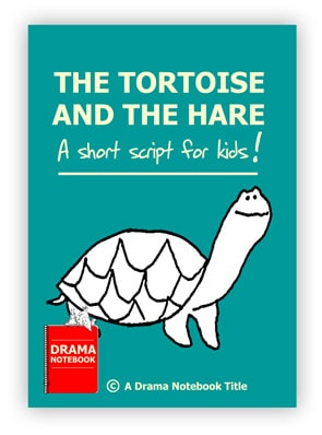 The Tortoise and the Hare Royalty-free Play Script for Schools-