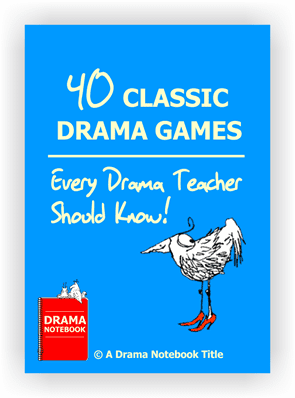 Collection of drama activities and theatre games