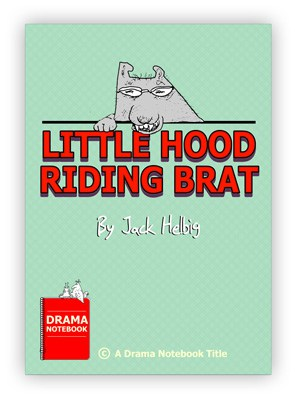 Little Hood Riding Brat