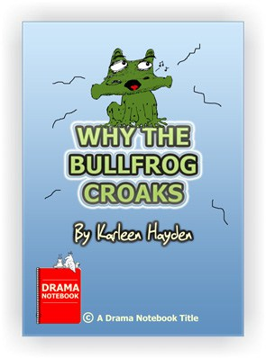 Why The Bullfrog Croaks