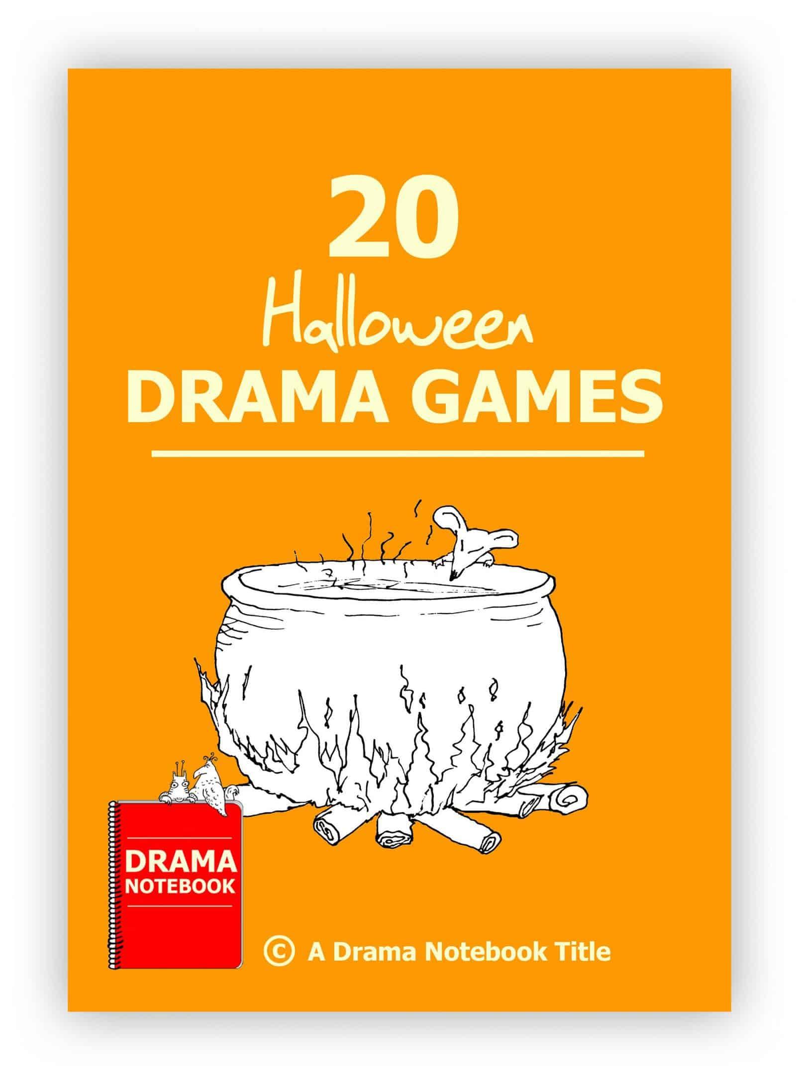 Halloween Drama Games