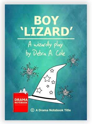 Boy Lizard