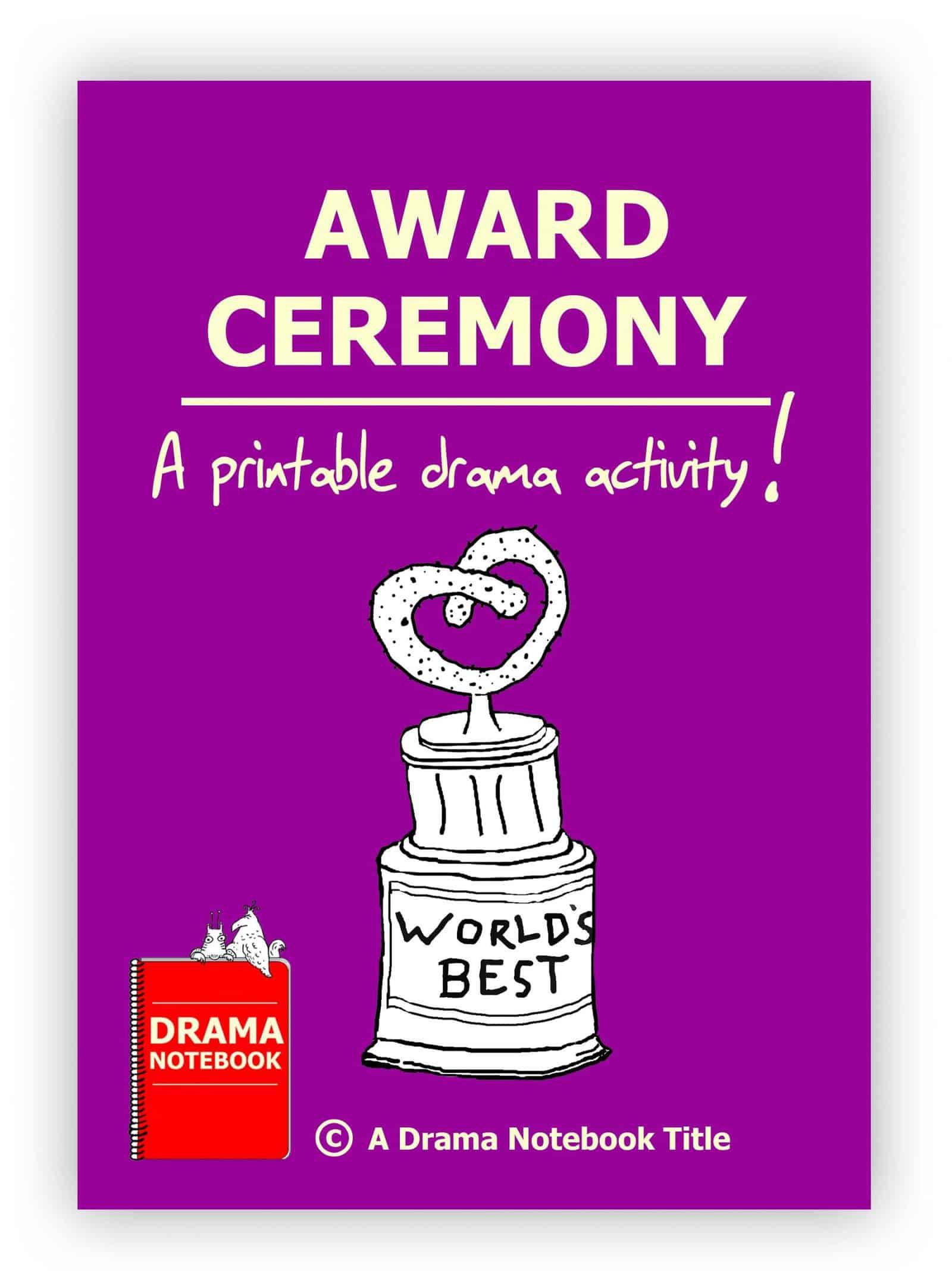 Award Ceremony Drama Game