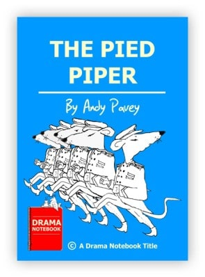 The Pied Piper Royalty-free Play Script for Schools