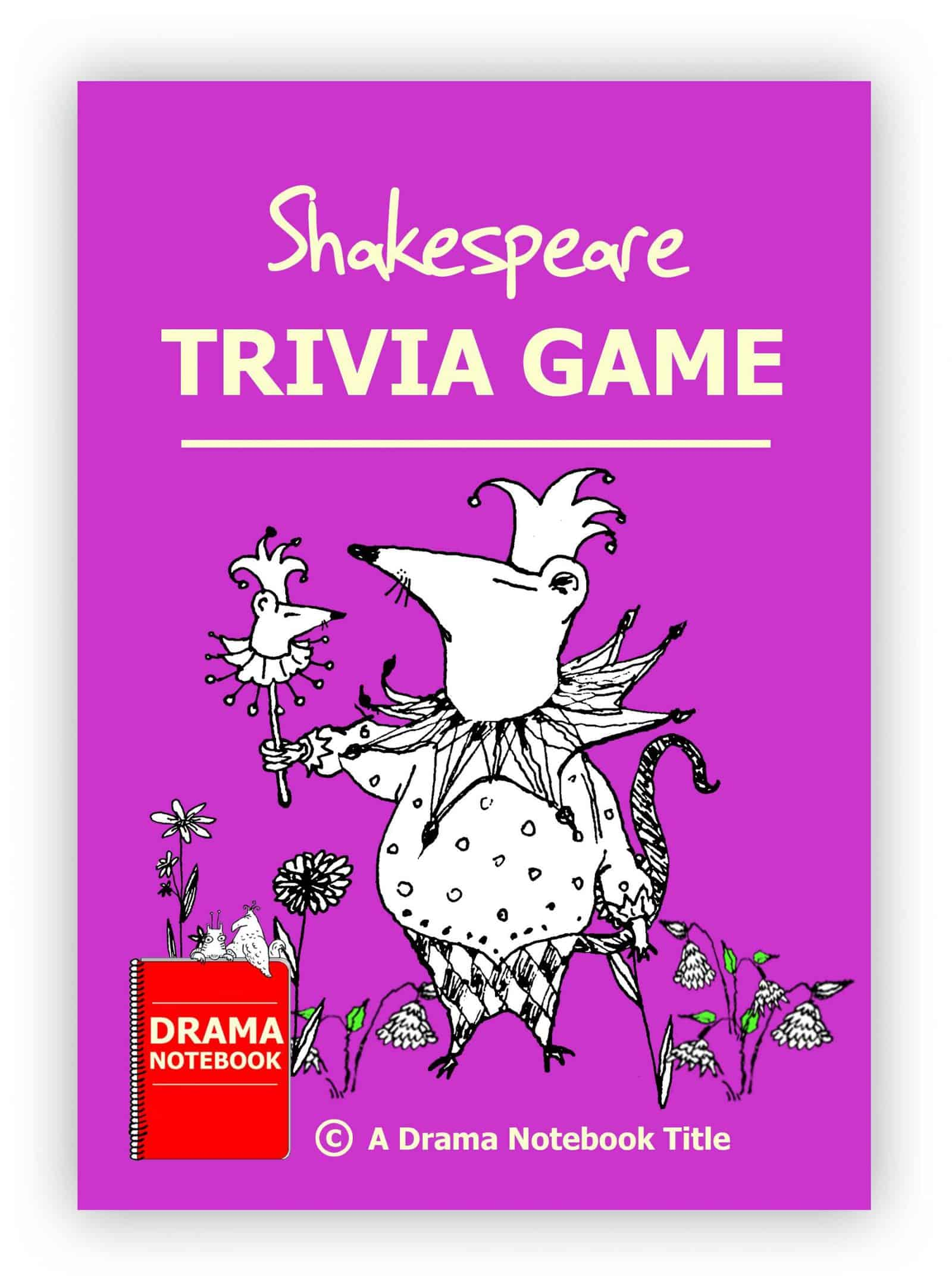 Shakespeare Trivia Game