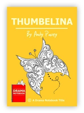 Thumbelina Royalty-free Play Script for Schools