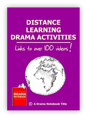 Free Distance Learning Ebook for Online and Zoom Drama Classes