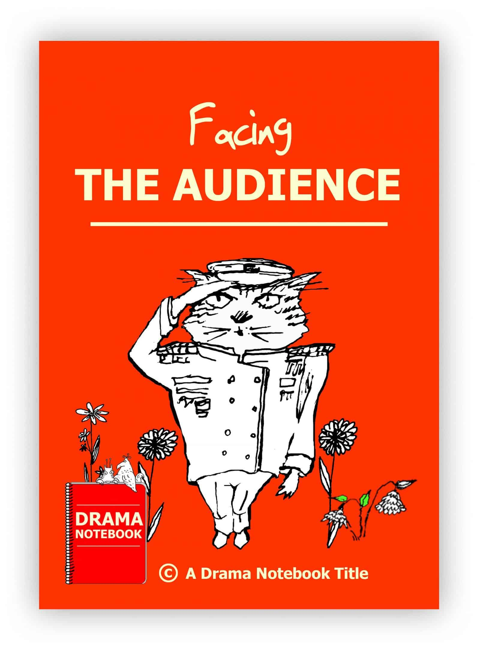 Facing the Audience Drama Lesson