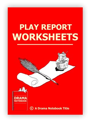 Cover Image for Worksheets for Teaching Drama Online