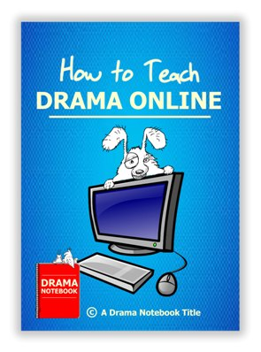 Image of PDF easy to follow guide for How To Teach Drama Online
