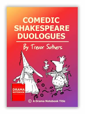 Comedic Shakespeare Duologues