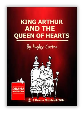 King Arthur and the Queen of Hearts