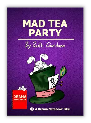 Alice in Wonderland Play Script for Kids-Mad Tea Party
